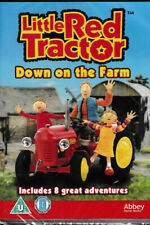 DVD Little Red Tractor - Down On The Farm