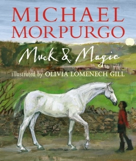 Muck and Magic Michael Morpurgo kniha v angličtině