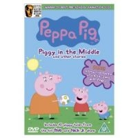 DVD Peppa Pig: Piggy in the Middle